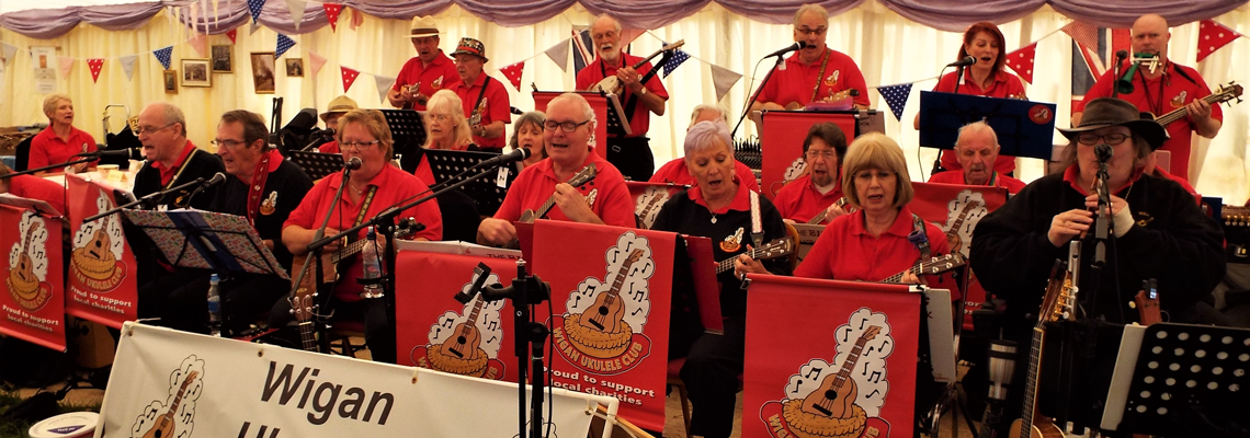 Contact Wigan Ukulele Club